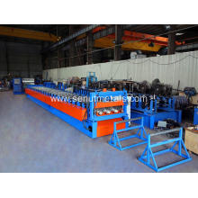 High quality strong strength floor decking forming machine